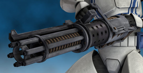 Z-6 rotary blaster cannon | Wookieepedia | FANDOM powered by Wikia