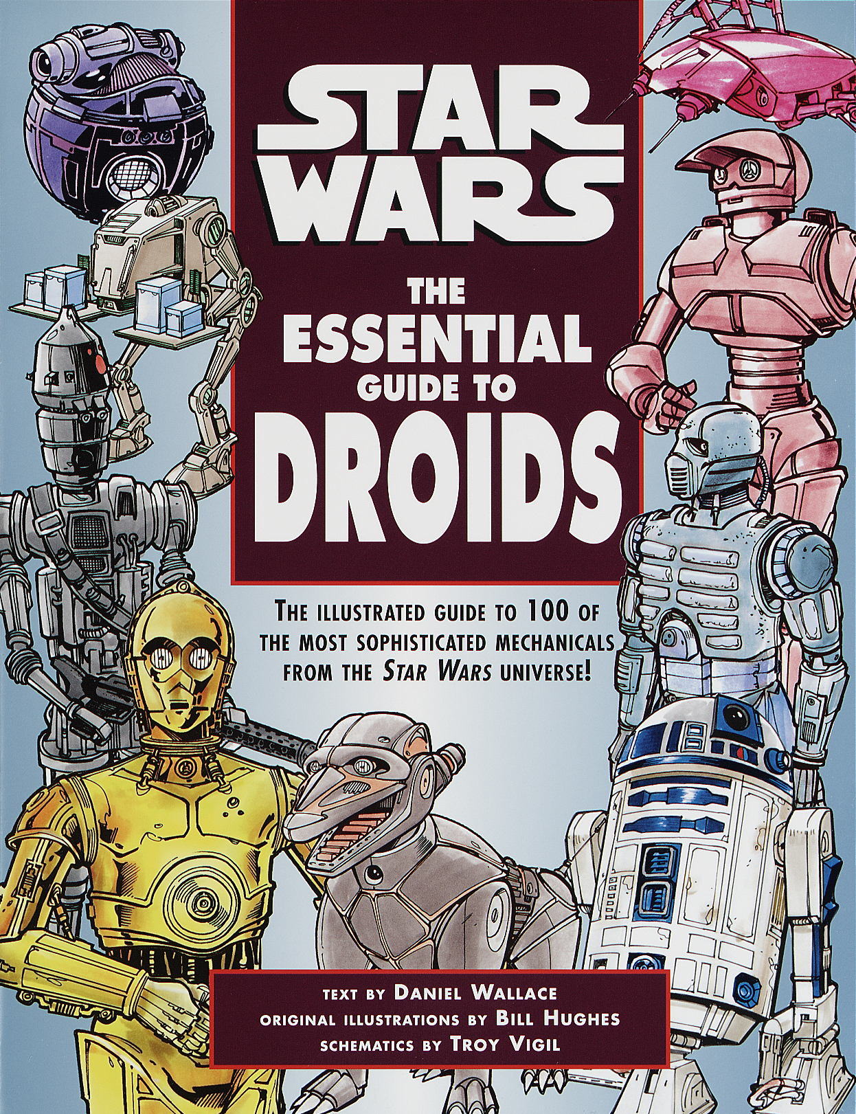 the essential guide to droids wookieepedia fandom powered by wikia rh starwars wikia com Word Manual Guide Quick Reference Guide