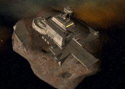 Hutt Asteroid Station