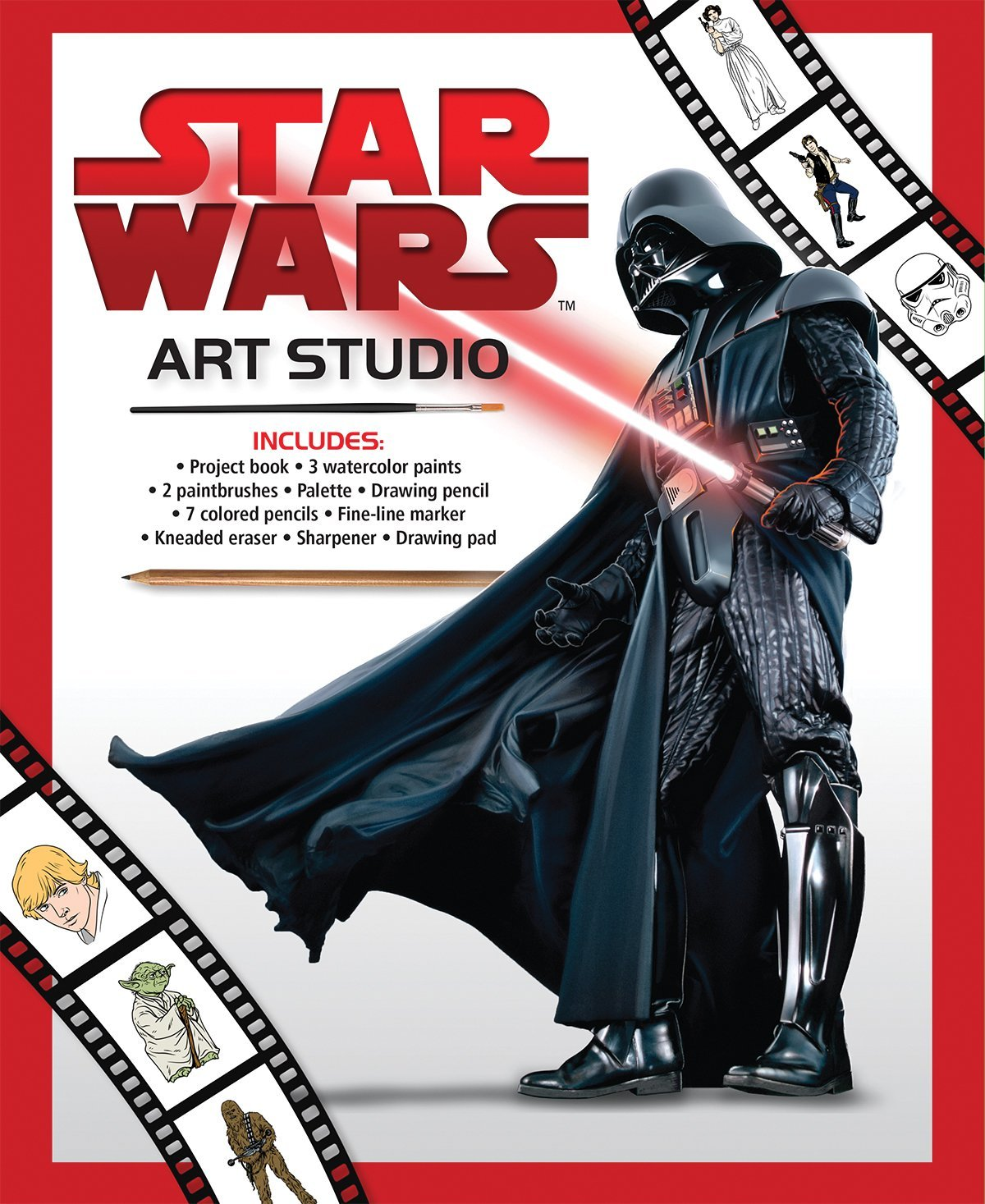 Star Wars Art Studio | Wookieepedia | FANDOM powered by Wikia