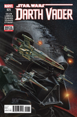 Star Wars Darth Vader 25 cover