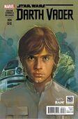 Star Wars Darth Vader Vol 1 4 Phil Noto Variant