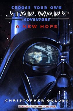 Choose Your Own Star Wars Adventure I