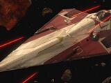 Lehký interceptor Delta-7 třídy Aethersprite/Legendy