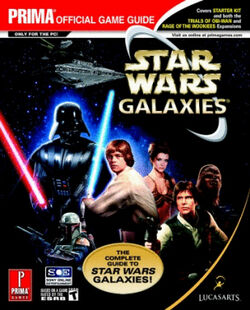 Star Wars Galaxies - The Complete Guide - Prima Official Game Guide