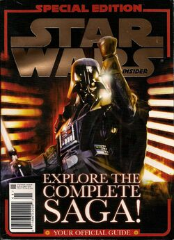 Star Wars Insider Special Edition 2010 - Your Official Guide (p)
