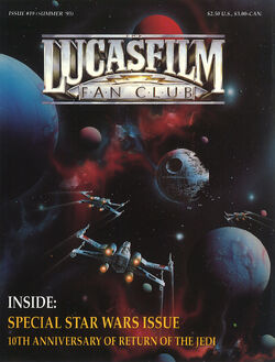 The Lucasfilm Fan Club Magazine 19 (p)