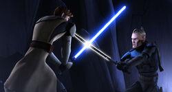Kenobi vs Vizsla