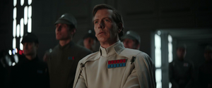 Krennic watches Jedha City burn