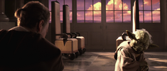 Obi-Wan Knighted Episode I Canon