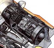 Xj-6 engine ics