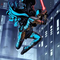 Dark Jedi Executor AoD Mark Evans