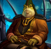 Gungan Councilor