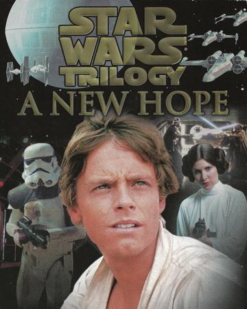 Star Wars Episode Iv A New Hope Junior Novelization Wookieepedia Fandom