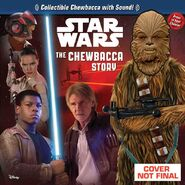 The Chewbacca Story placeholder cover 2