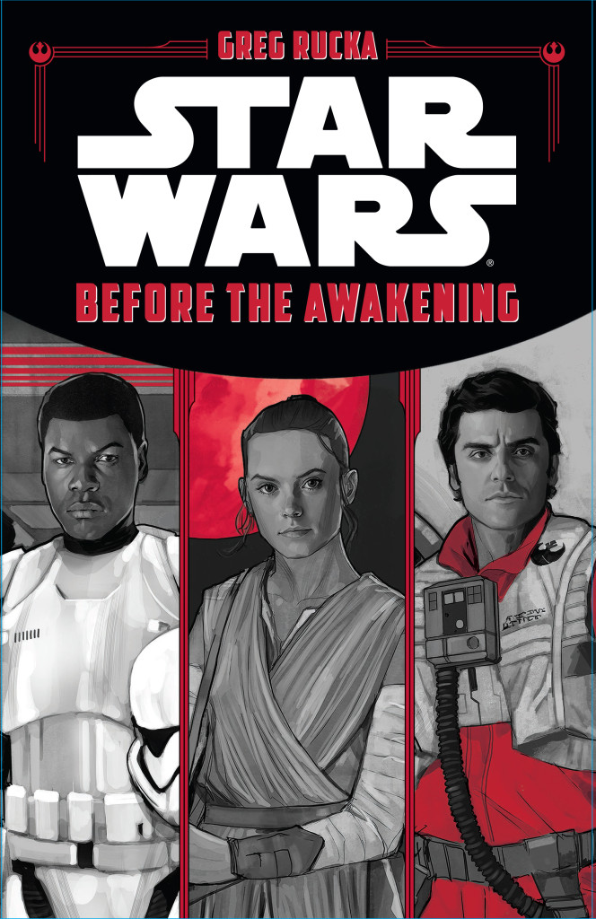 The Force Awakens Book