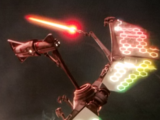 D-wing air support droid
