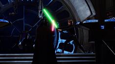 Luke vs Vader - Second Death Star