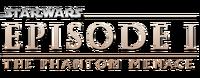《星球大战1:幽灵的威胁》LOGO2