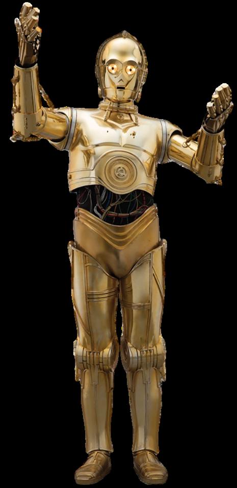 androidul C-3PO