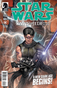 Dawn of the Jedi - Force Storm 5