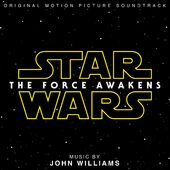 Force Awakens Soundtrack Cover Art