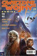Gwiezdne Wojny Komiks 5-1999