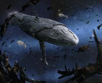 Mon Calamari Exodus Fleet SWA
