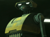 Unidentified T-series tactical droid (Umbara)