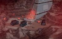 Cortosis mine-TWC