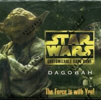 Star Wars CCG Dagobah Limited BB Corrosive Damage
