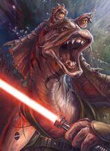 Gungan Sith Galaxy SWGS6