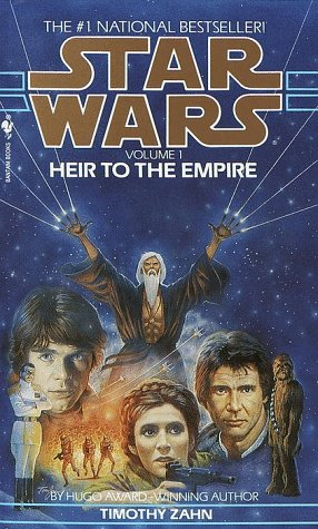 Image result for heir to the empire