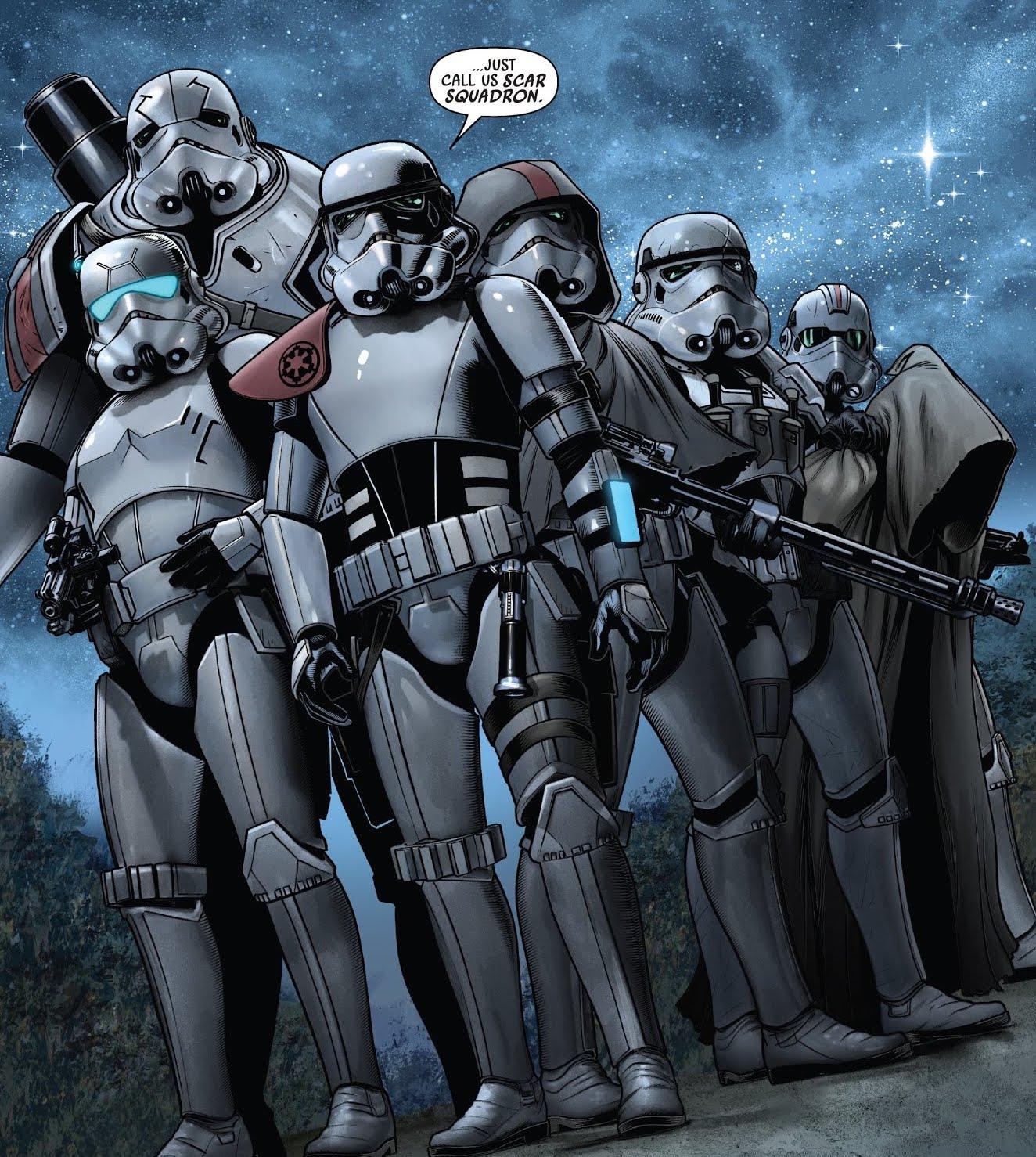 Special Commando Advanced Recon trooper | Wookieepedia | FANDOM