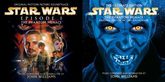 Star Wars Episode I The Phantom Menace Soundtrack Wookieepedia Fandom