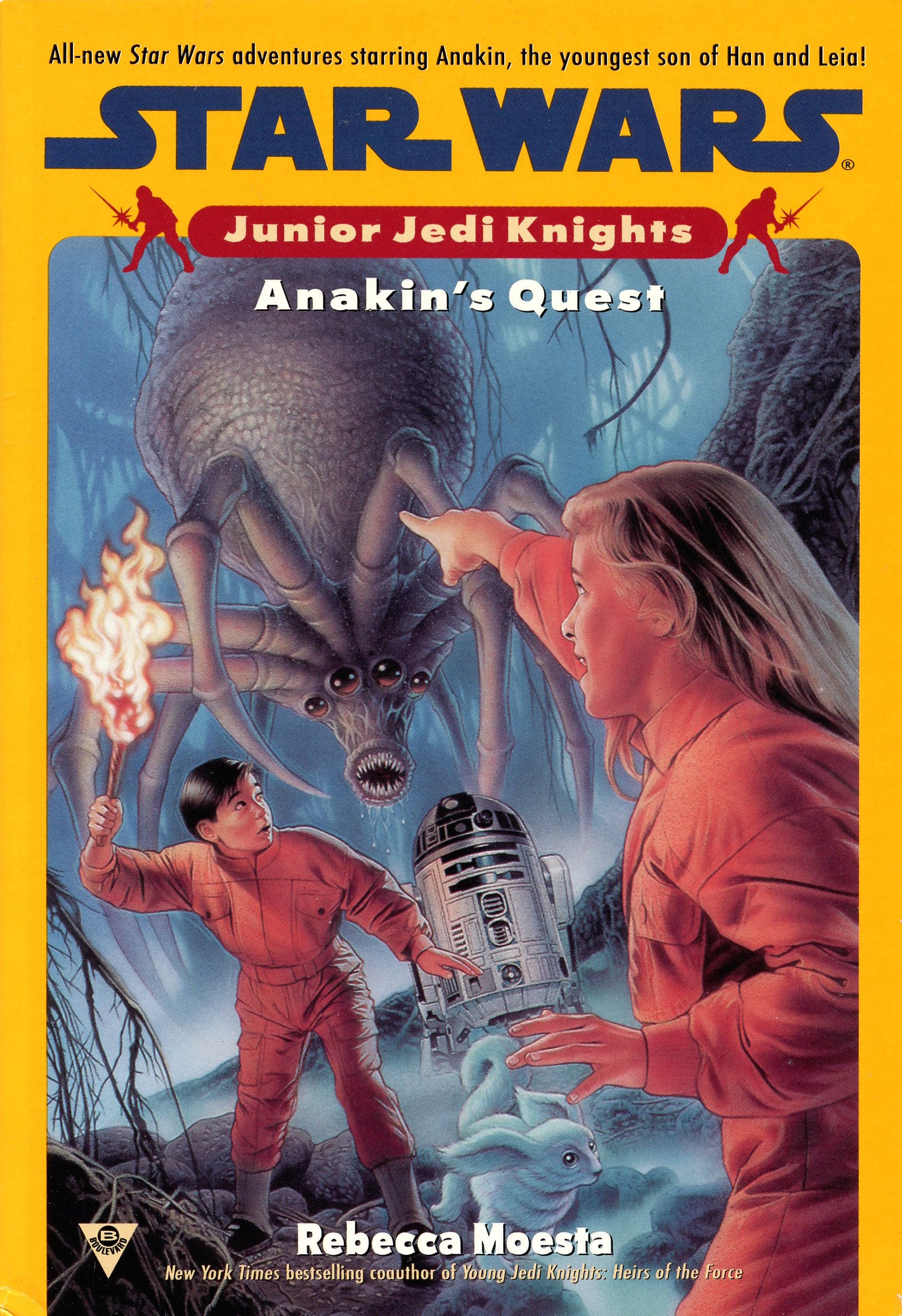 Junior Jedi Knights: Anakin's Quest | Wookieepedia | FANDOM powered