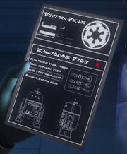 Imperial datapad
