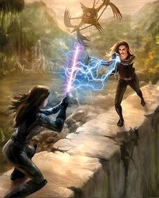 Jaina vs Vestara