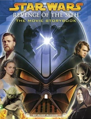 Star Wars: Revenge of the Sith: The Movie Storybook