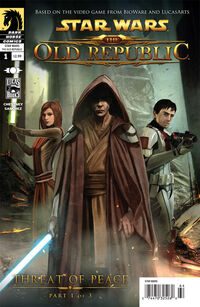 The Old Republic 1 - Threat of Peace 1