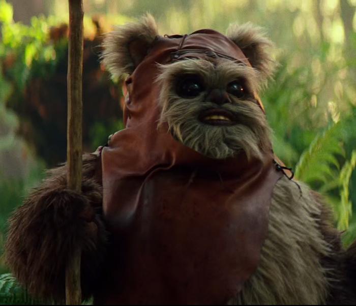 Star Wars Galactic Heroes Ewok Wicket Return Of The Jedi