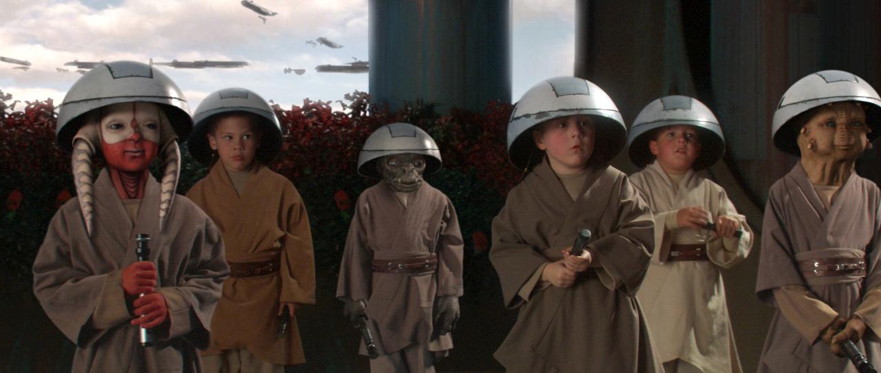 Resultado de imagem para Jedi youngling