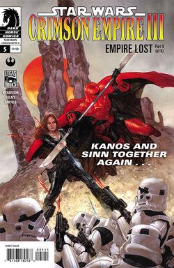 Crimson Empire III - 5