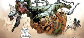 Kreel takes down Grakkus