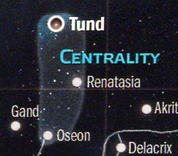 The Centrality FFG