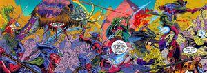 Battle of Coruscant Great Hyperspace War