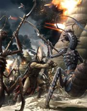 I Killik contro i Rakata