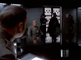 Dissolution of the Imperial Senate