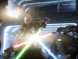 Lightsaber combat/Legends