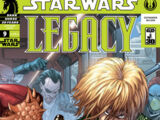 Star Wars: Legacy 9: Trust Issues 1